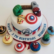 Boys Birthday Cakes 9