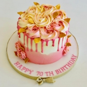 Ladies Birthday Cakes 2