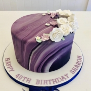 Ladies Birthday Cakes 3